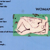 Woman by Saadi Youssef laid out by Yousif Naser